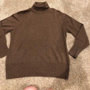 Neiman Marcus Cashmere Turtleneck Sweater size 2X